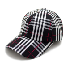 YTS_CHECK LOW CAP Black
